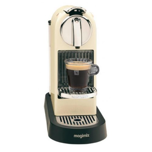 Nespresso CitiZ by Magimix M190, Cream