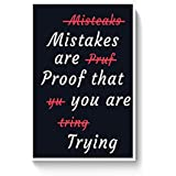 PosterGuy Poster - Keep Trying Inspirational Quotes,Famous Inspirational Quotes,Keep Trying Quotes