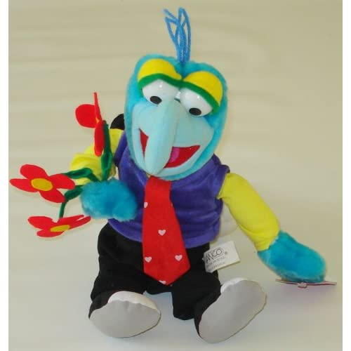 """Amazon.com : The Muppet Show Gonzo Stuffed Animal 16"""" : Other Products"""