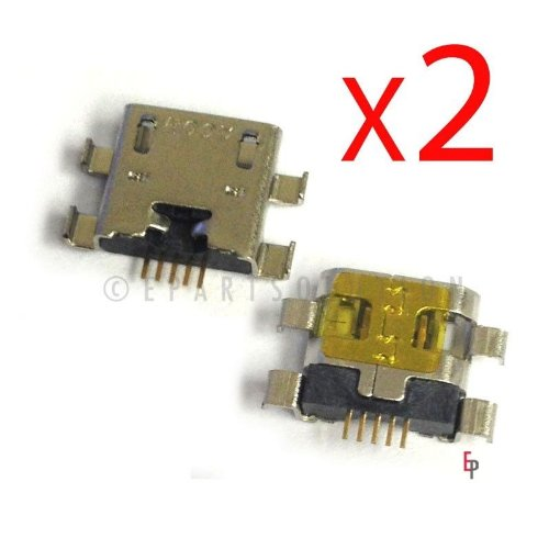 Epartsolution-2 X Asus Google Nexus 7 1St 2Nd Charger Charging Port Dock Connector Usb Port Repair Part Usa Seller front-477535