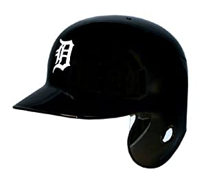 Detroit Tigers Left Flap Official Batting Helmet by Rawlings