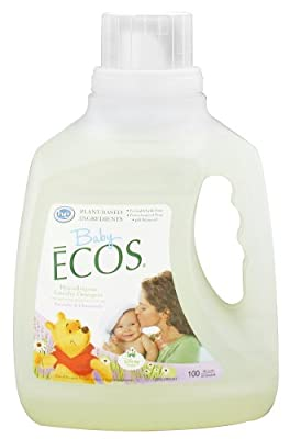 Earth Friendly - Baby Ecos Hypoallergenic Laundry Detergent Lavender & Chamomile