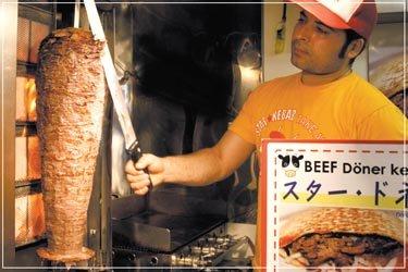 スターケバブのパーティセット 冷凍ケバブ20食(ビーフ20食)