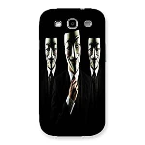 Unicovers Tri Face Back Case Cover for Galaxy S3 Neo