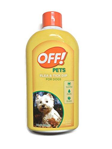 OFF! Pets Flea & Tick Dip For Dogs