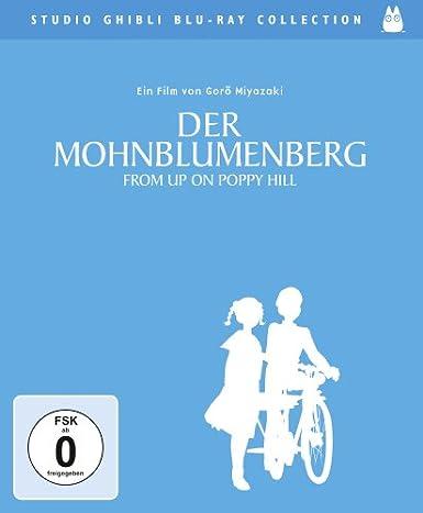 Der Mohnblumenberg, Blu-ray