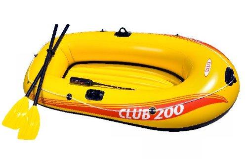 Intex Club 200 Boat Set