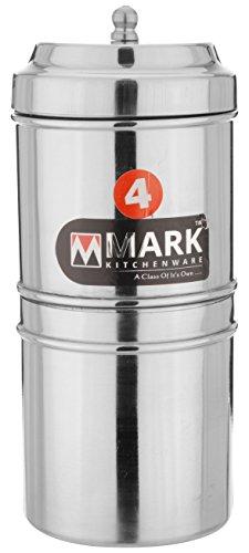 Mark Stainless Steel Filter, Steel, 320 ml, SIECOF56Y