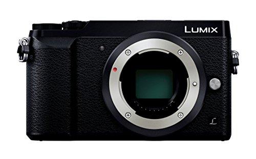 Panasonic ミラーレス一眼カメラ ルミックス GX7MK2 ボディ ブラック DMC-GX7MK2-K