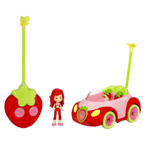 Strawberry Shortcake Berry Cruiser Rc Vehicle, Styles May Vary front-93230