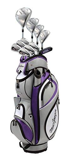 Macgregor Damen Golfschläger MacGregor Tourney II, Silver, RH (Rechte Hand), Ladies (L), 20, MACSET030-5055286234484