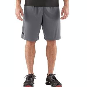 Under Armour Herren Hose UA Micro Shorts 10 Zoll, graphite, S
