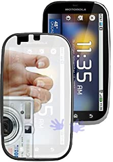buy Motorola Mb520 Bravo Mirror Reflect Screen Protector (Free Handhelditems Sketch Universal Stylus Pen)