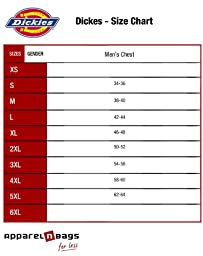 Dickies Men\'s 7.75 oz. Premium Industrial Cargo Short - BLACK 40 - OS