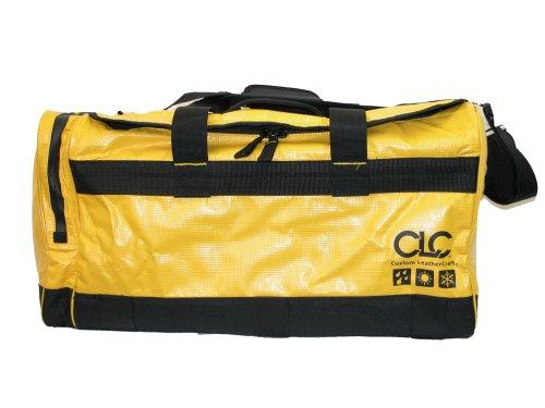 Custom Leathercraft 1211 Climate Control 25-Inch Large Duffel Bag