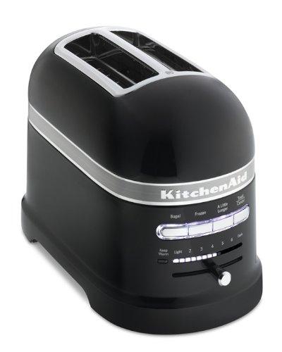 KitchenAid KMT2203OB Onyx Black 2-Slice Pro Line Toaster (Kitchen Aid Proline Mixer compare prices)