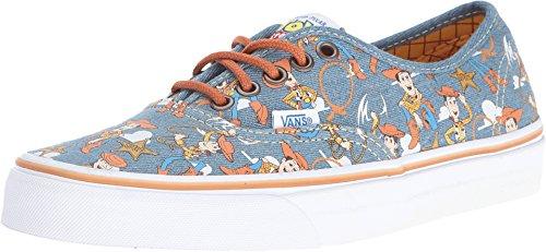 vans-authentic-disney-pixar-toy-story-sheriff-woody-sneakers-vn0a348am4z-unisex-shoes-12-men-135-wom