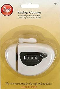 Boye Yarn Yardage Counter