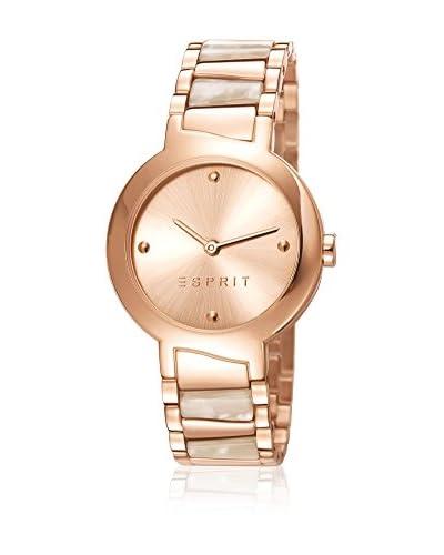 Esprit Reloj de cuarzo Woman Rosado 33 mm