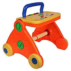 Toyplus Baby Activity Walker - Colorful and Interactive (Multicolor)
