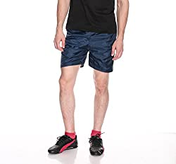 Fizzaro Men Solid Ryon Boxer Shorts -Blue by Fizzaro