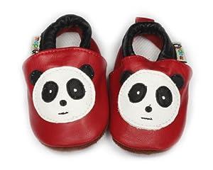 BONAMART Baby Crawling Shoes Toddler Cartoon Panda for