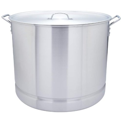 Chefs KTALSP9 9 Pieces Aluminum Stockpot Set