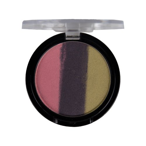Rimmel Three-Sum Eyeshadow 4g - 100 Naughty