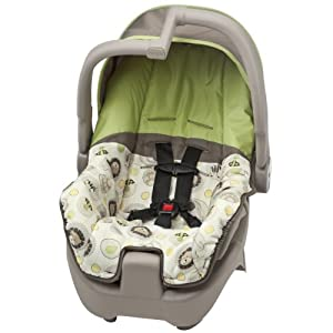 Evenflo Discovery 5 Zoo Crew Infant Car Seat (Discontinued by Manufacturer)