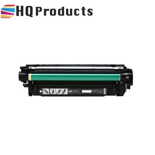 HQ Products © 1PK 504A HP CE250A CP3520 CP3525 CP3530 Black Toner Cartridge. Remanufactured in California, USA deal 2015