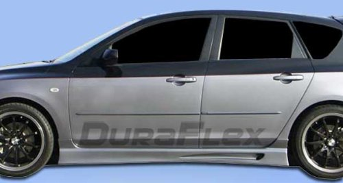 2004-2009 Mazda3 Trinity Side Skirts