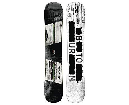 Burton Name Dropper Support Local Snowboard 2015 - 158cm