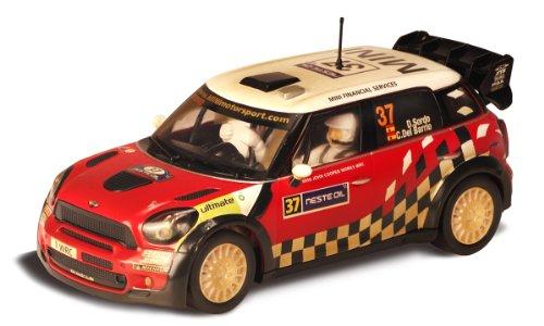 Scalextric 1:32 Mini Countryman Wrc - C3301