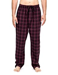 Noble Mount Men's Cotton Flannel Loun…