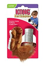 Kong Dr Noys Squirrel - Cats With An Attitude Catnip Toy