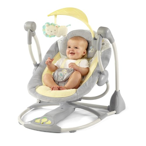Best Buy Ingenuity Smart And Quiet Swing Briarcliff Baby Bouncer Reviews
