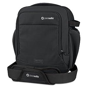 Pacsafe Camsafe Venture V8 Anti-Theft Camera Shoulder Bag - Black