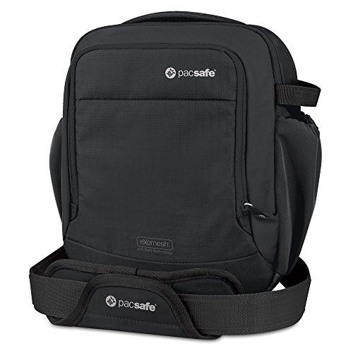 Pacsafe V8-Black Camsafe Anti-Theft Camera Shoulder Bag (Black) front-1063347