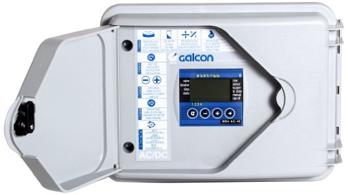 Galcon 80512S AC-12S 12-Station Indoor or Outdoor Irrigation Controller