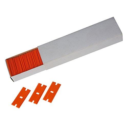 Ehdis-15-Car-Sticker-Remover-plastica-Lama-Triumph-raschietto-per-la-rimozione-Label-residuo-della-colla-su-una-superficie-morbida-NO-graffiato