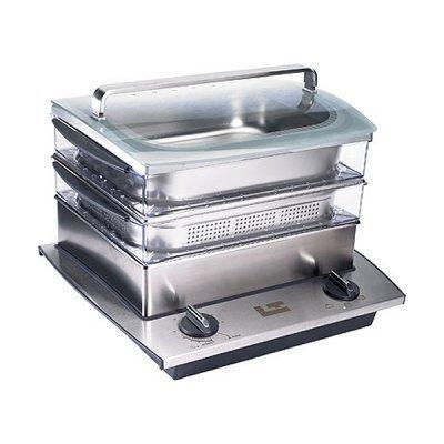 TELLIER - Cuiseur Chef Combi Cooker Semi-pro 1700 W *