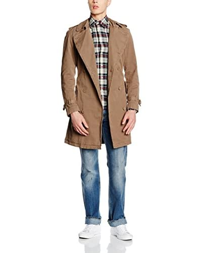 DONDUP Trenchcoat Gerald sand