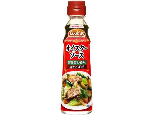 味の素 CookDoオイスターソース 250g