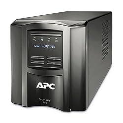 APC Smart-UPS 750 LCD - UPS - 500 Watt - 750 VA (SMT750I) -
