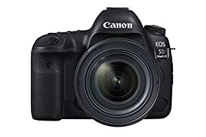 Canon EOS 5D Mark IV Full Frame Digital SLR Camera with EF 24-70mm f/4L IS USM Lens Kit