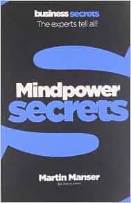 Mind power secrets martin manser