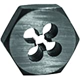 Century Drill and Tool 96203 Coarse Hexagon Die, 5/16 - 18