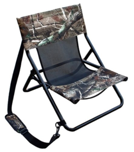 Folding Hunting Turkey Chair Realtree Camping Sports Shooters Duck Chair