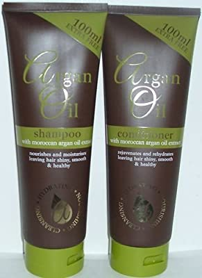 ARGAN OIL Shampoo & Conditioner Set LARGE 300ml each
