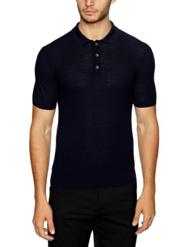 Pringle MQ323 Men's Jumper Dark Navy Medium